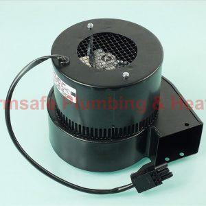 Ambirad 2501-DE fan in line plug