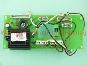 Ariston 691054 printed circuit board