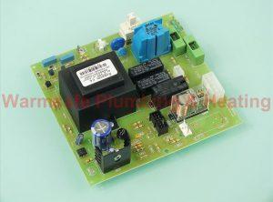 Ariston 952975 24v display printed circuit board