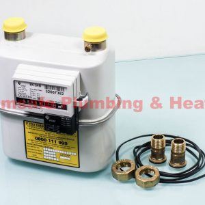 Elster Jeavons BK-G4 U6 diaphragm gas meter