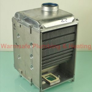 Baxi 242497 heat exchanger assembly