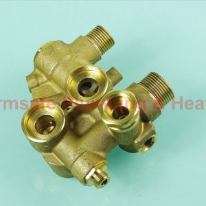 Baxi 248050 hydraulic inlet assembly
