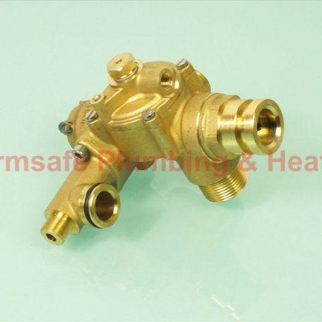 Baxi 248062 3 way assembly valve