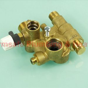 Baxi 5132453 inlet assembly