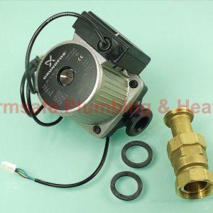Broag S101621 Pump 1 1/4inch W/ Unions