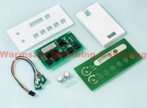 Keston C17429000 control panel kit