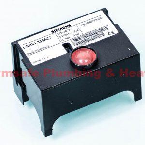 Siemens C21-356F control box LGB21.330A27