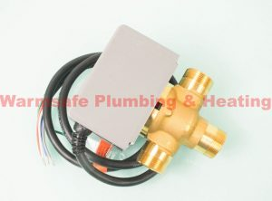 Center 340012 (CB) 3-port replacement head valve
