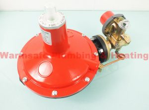 Clesse BP2402 -00684RC UPSO/OPSO regulator 100mbar