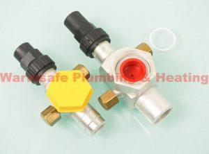 Copeland valve set 8025772
