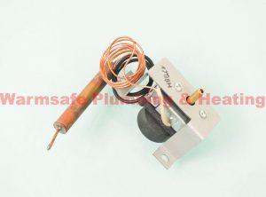 Creda 851050 thermostat input