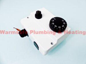 Campini Corel TS95H30.65 Dual Thermostat