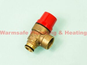 Heatline D003202557 safety relief valve