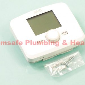Baxi Wired 7 Day Programmable Sensor 720644701