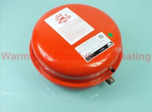 Grant MPSS01 expansion vessel 12ltr