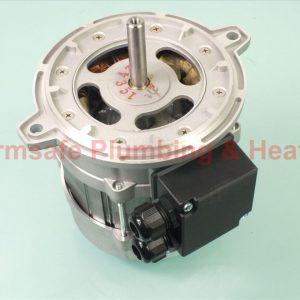 Worcester burner motor 87161107220 - Riello 3006612