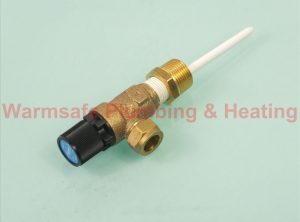 heatrae sadia 95605810 temperature valve 10bar