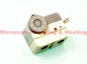 Hamworthy 747433859 twin thermostat 70-140c