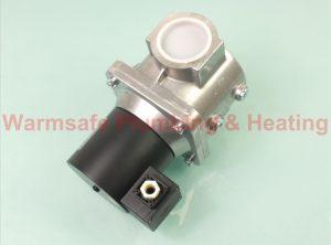 Banico ZEVM50 gas solenoid valve, manual reset 2inch 230v 50/60Hz
