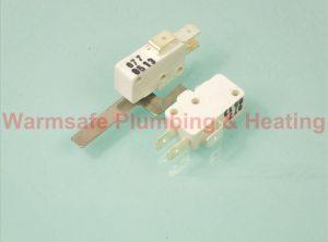 Ravenheat 5012027 double micro switch