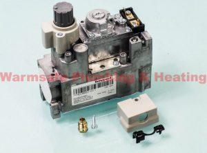 Honeywell V4600A1023U compression gas valve 240V