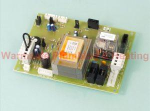 Ravenheat 0012CIR09005/0 printed control board