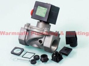 Hamworthy 747442538 gas solenoid valve