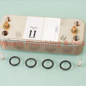 Johnson & Starley 1000-0301535 plate heat exchanger