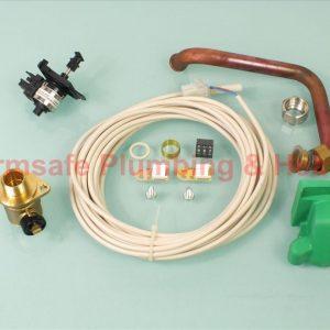 Worcester 18I Diverter Valve Kit System 7716192568