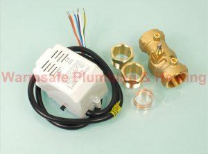 Drayton ZA6/779 2-port motorised valve 28mm