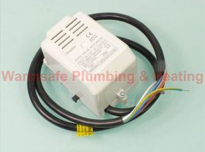 Drayton ZA6 actuator with end switch 230v