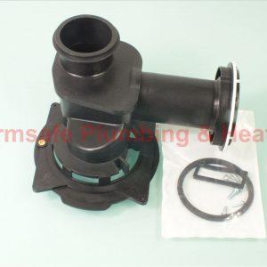 Ideal 175982 top heat flue manifold