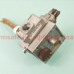 Andrews C974 gas control valve