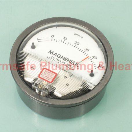 Dwyer 2000-60PA range magnehelic gauge