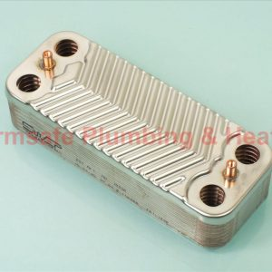 Alpha 1.022221 16 plate DHW heat exchanger