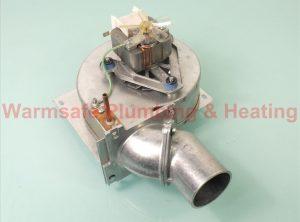 Ideal 136728 fan assembly