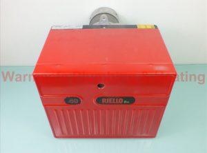 Riello 3747455 oil burner 118mm