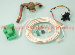 Worcester 15I diverter valve kit system 7716192567