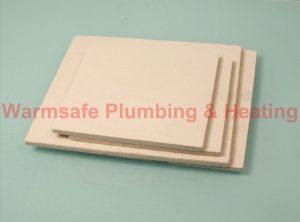 Worcester Bosch 77161922270 insulation pack