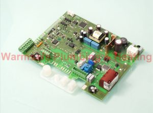 Worcester Bosch 87483006980- 87483008270 circuit board g/star cdi combi/system