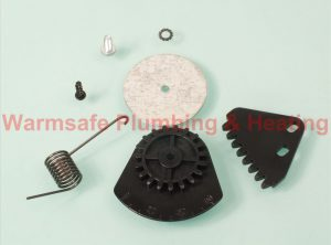 Riello 3012063 - 87161108000 gear train