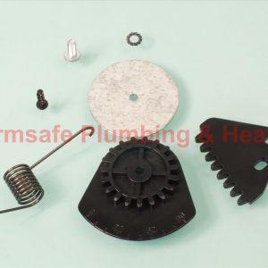 Riello 3012063 - 87161108000 gear train