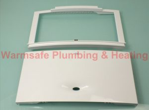 Worcester Bosch 87161065940 control cover assembly