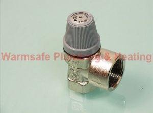 Vaillant 190721 pressure relief valve