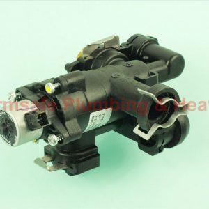 Ferroli 39820441 Diverter Valve Optimax HE Plus