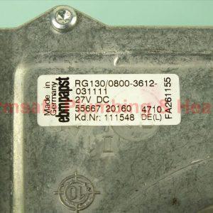 Vaillant 2370109 security fixing bracket