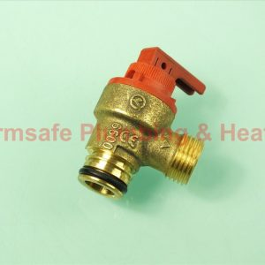 Glow-worm 0020014173 pressure relief valve Ultracom 2
