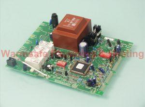 Saunier Duval 05724800 main printed circuit board