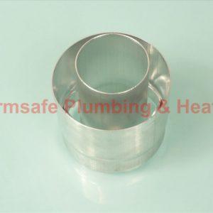 Worcester Bosch 77161910160 i-vertical flue adaptor