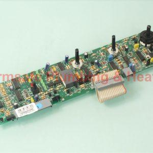 Chaffoteaux 1010047 printed circuit board regulator